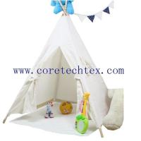 Buy cheap Cotton Canvas Play Tent Outdoor Game House product