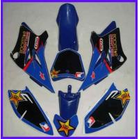 China Dirt Bike Parts TTR Plastic with graphic on sale