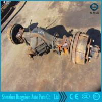 Best ISUZU NQR rear axle NKR NPR NMR NLR FRR FVR diesel signle wheel rear axle,Isuzu NQR Differential Ass wholesale