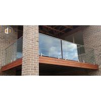 Best Corridor/Passage Glass Balustrade/Fencing with Stainless Steel Spigot wholesale