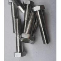 Best 2507(F53)1.4410,SA-240 China Din Standard Stainless Steel Stud Bolt wholesale