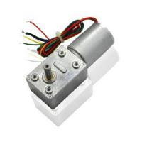 China Worm Drive Gear Reducer Motor 12v on sale
