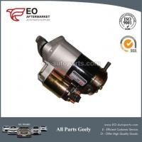 Buy cheap Engine Parts Starter 1136000180 1016050467 For 2011-2017 Geely Emgrand X7 from wholesalers