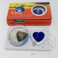 Best Love Pearl Necklace Gift With Double Dolphin Pendant wholesale