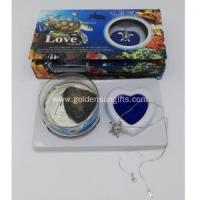 Best Love Pearl Necklace Kit with Turtle Cage Pendant wholesale