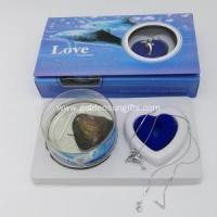Best Wholesale Love Purity Can Pearl Necklace Gift Set wholesale