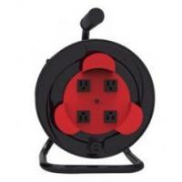 Best UL cable reel,with overload protection,central pannel part fixed,Max.50Ft wholesale