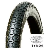 Motorcycle tire and tube SY-M001