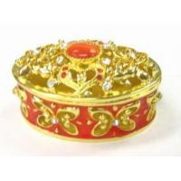 Best Bejeweled Trinket Boxes [JF9185] wholesale