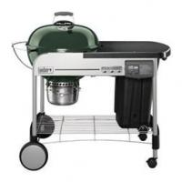 Best Charcoal Grills Weber 22 Performer Deluxe Grill Green 15507001 wholesale