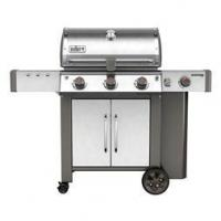 Best Weber Genesis II LX S-340 LP Gas Grill Stainless 61004001 Free Shipping in Continental US wholesale