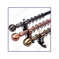 Best stainless steel curtain rod wholesale