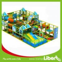 Best Indoor playground equipment for sale wholesale