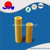 Buy cheap MgO Stabilized zirconia ceramic tube from wholesalers