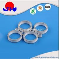 Buy cheap Alumina Metallized Ceramics Ring for Electrical components from wholesalers