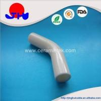 Buy cheap Special shape glazed zirconia ceramic tube from wholesalers