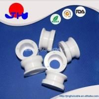 Buy cheap High wear resistance polished zirconia ceramic pulley from wholesalers
