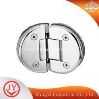 China 135 Degree Shower Hinges Semicircle Glass Hinge on sale