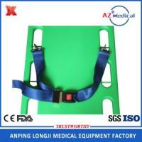 China hot sale economy stretcher and spineboard straps on sale
