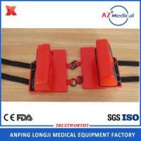 China medical head immobilizer for scoop stretcher on sale
