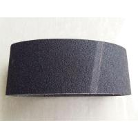 China silicon carbide sanding belt (2) on sale
