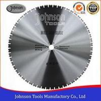 Buy cheap 600-1600mm Laser Welded Diamond Saw Blade for Wall Saw Concrete Cutting from wholesalers