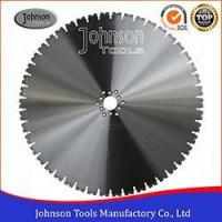 Buy cheap 800mm Diamond Wall Saw Blades for Cutting Highly Reinforced Concrete, Laser Welding from wholesalers
