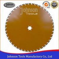 Buy cheap 800mm Laser Welded Diamond Blades for Wall Saws, Reinforced Concrete Saw Blade from wholesalers