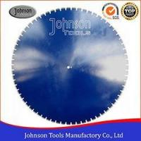 Buy cheap 1200mm Diamond Saw Blades With Sharp Laser Welding Segment for Wall Saw Concrete Cutting from wholesalers