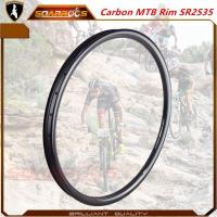 China Hookless 29/27.5/ 26 inch bicycle rims SR2535 for carbon mtb wheels 29 35mm wide 26 inch bike rims on sale