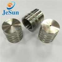 China Hot Sale CNC Machine Stainless Steel Threaded Insert Round Nut on sale