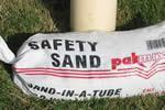 Buy cheap PAKMIX Safety Sand (Sand-In-ATube) uses product