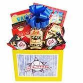 Best All Star Mens Gift Basket with Puzzle Books and Snacks wholesale
