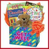 Best Kids Get Well Gift Box of Things to Do wholesale