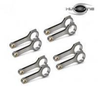 China High Performance Steel Forged 4340 Connecting Rods Set for Toyota MR2 Turbo 3SGTE Engine , Set of 4 on sale
