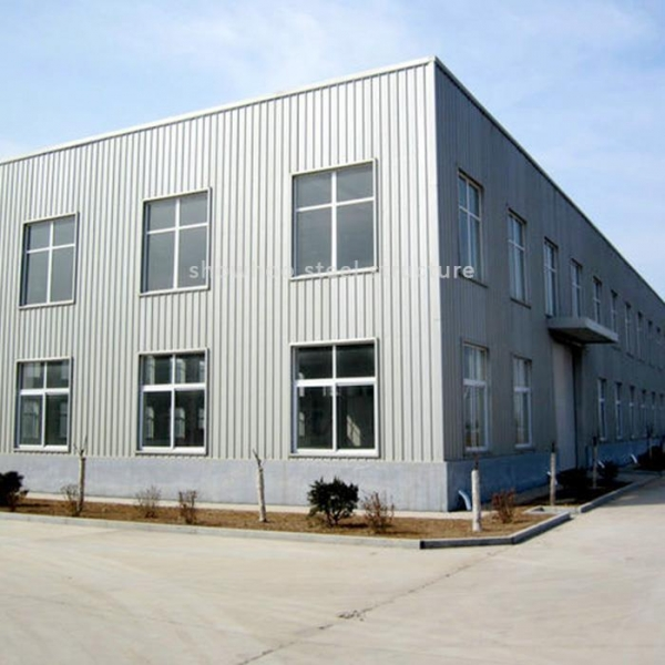 Cheap Prefabricated Steel Structure Construction Metal Warehouse Buildings for Sale for sale