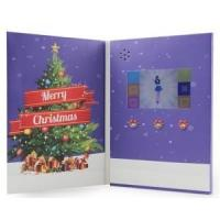 China Video Holiday Greeting Cards with Video Screen on sale
