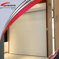 Best Remote Control Aluminium/steel/ Metal Insulated Rolling/roller Doors wholesale