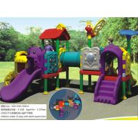 China 2017 Latest Design Kids School Outdoor Playground Equipment Plastic School Playground Equipment on sale