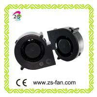 Best DC axial fan 5V 12V 24V ball bearing and sleeve bearing 97mm x 33mm 9733 Blower Fan wholesale