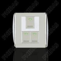 China three gang electric switch on sale