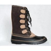 China Suede Lady's Fashion Boots on sale