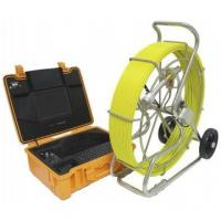 Best 50mm self leveling drain inspection camera 120m cable reel FLX-128REKC wholesale