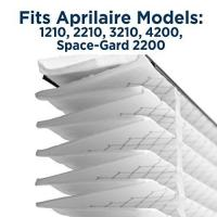 Buy cheap Aprilaire 213 Filter 2 Pack] for Air Purifier Models 1210, 2210, 3210, 4200, Space-Gard 2200 from wholesalers