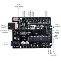 Buy cheap Elegoo UNO R3 Board ATmega328P ATMEGA16U2 with USB Cable Compatible With Arduino UNO R3 product