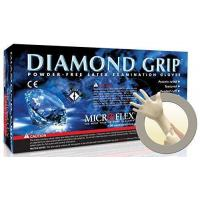 Buy cheap Microflex MF300XL Powder Free Diamond Grip Latex Gloves Size Extra Large (100 per Box) from wholesalers