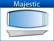 Buy cheap Majestic Defender Mesh Safety Pool Cover - USA product
