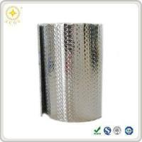 China Foil Faced Single Bubble Foil Wrap for House Roof Insulation on sale