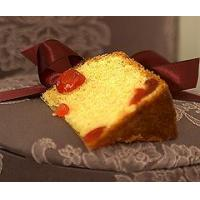 Best Bakery Cherry Lemon Sponge Cake in a Hat Box wholesale