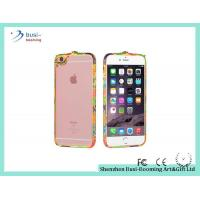 China Crystal Diamond Decoration Alumium Bumper Phone Case Introduction on sale